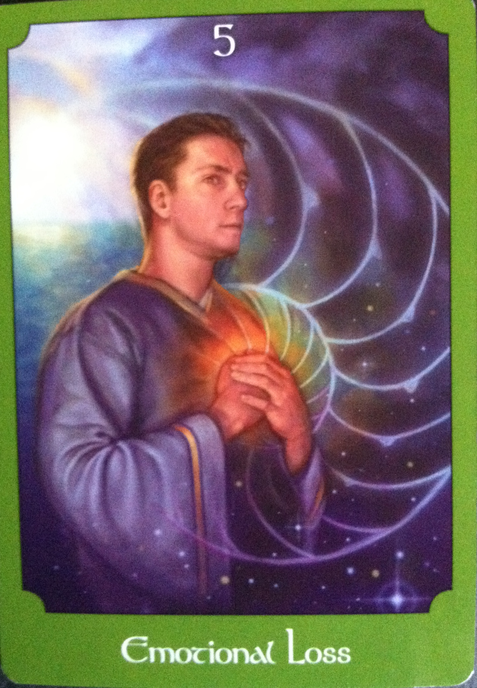 July 1-7 Card Reading: Release, Retreat, Accept