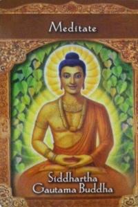 Meditate Card