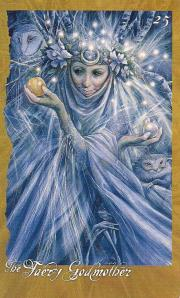 25 - The Faery Godmother