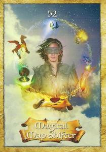 Magical Map Shifter